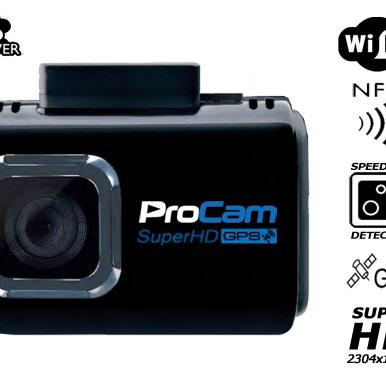 Видеорегистратор ProCam GS9
