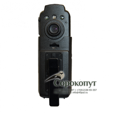 Инспекторский видеорегистратор с функцией фиксации GPS координат