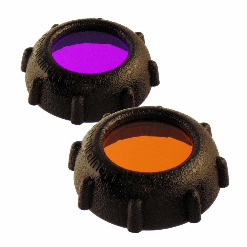 LIC372 Набор светофильтров Filter Pack - Green and Blue Water Video Filters