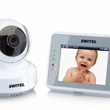 Видеоняня Switel BCF990 (8,89 см с удаленным поворотом камеры)