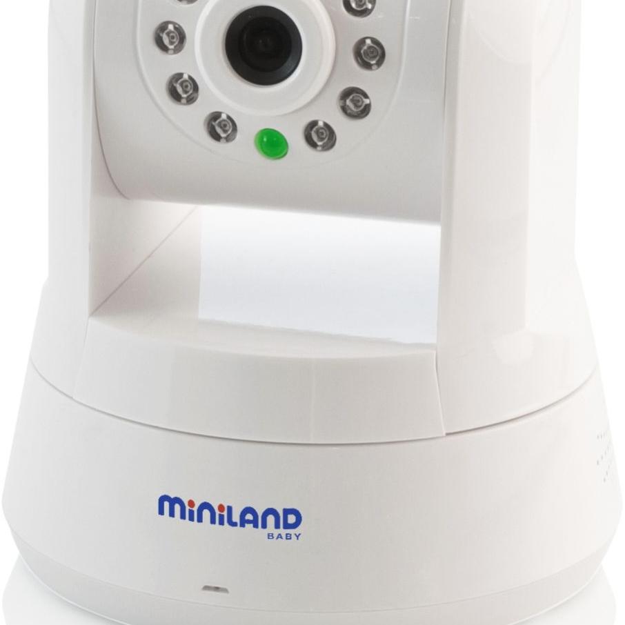 iBaby Monitor WiFi ip-видеоняня Miniland spin IPcam