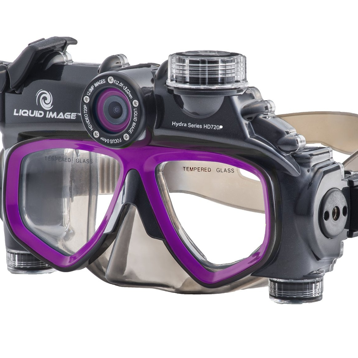 LIC305P Hydra Series - HD720P Purple