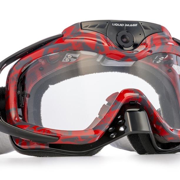 LIC368R Torque Series Offroad Goggle Cam HD 1080P