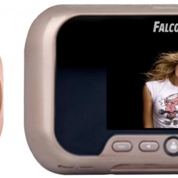 Видеоглазок Falcon Eye FE-VE02