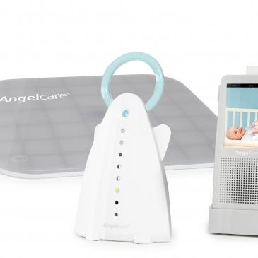 Видеоняня и монитор дыхания Angelcare AC1100